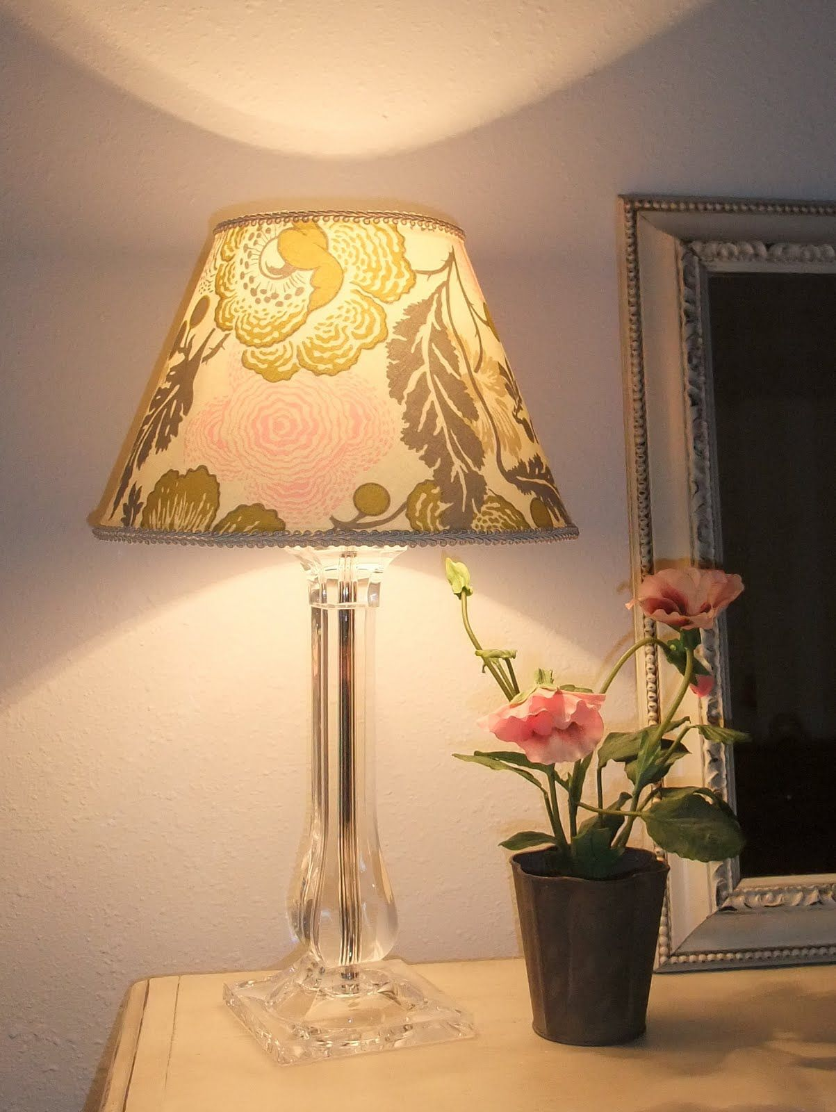 Just another hang up lamp shade redo for the home pinterest just another hang up lamp shade redo aloadofball Images