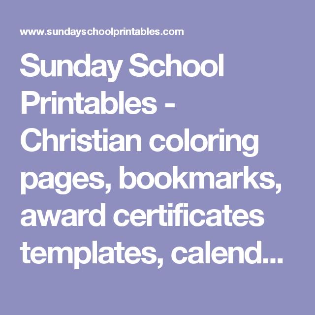 Sunday school printables christian coloring pages bookmarks sunday school printables christian coloring pages bookmarks award certificates templates calendars yelopaper Gallery