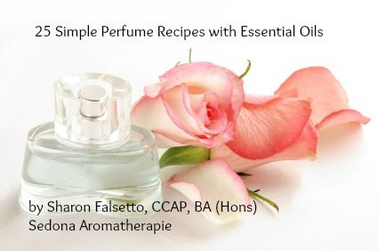 Create your own perfumes using essential oils pdf