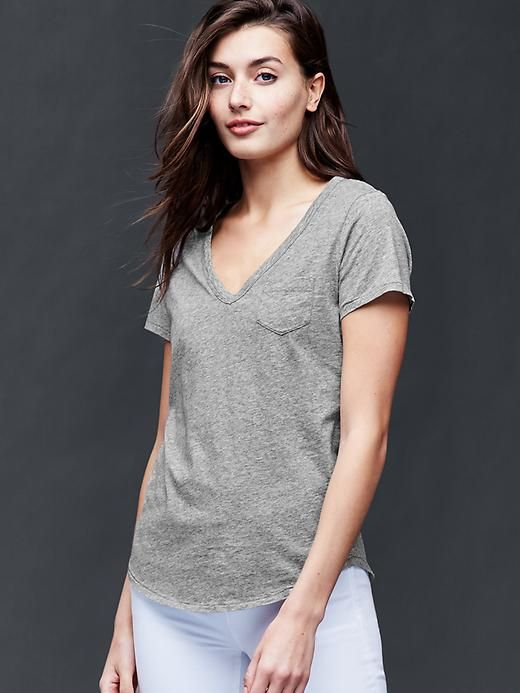 Gap cotton tees...you can never have enough