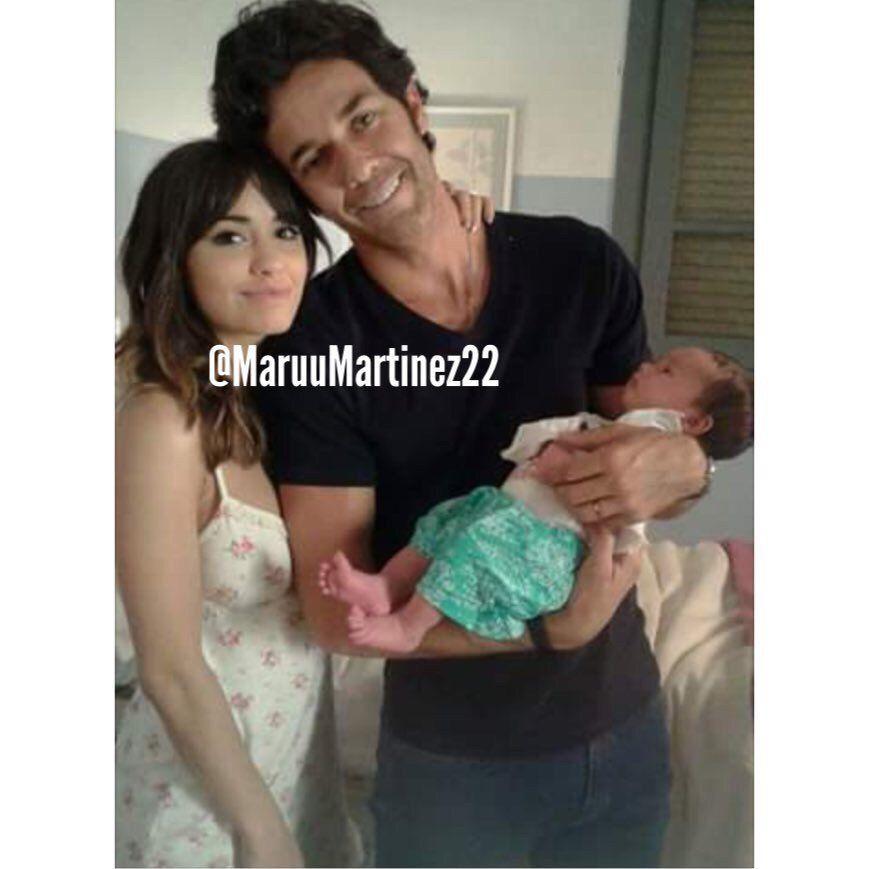 Tomás y Esperanza en el hospital ❤️