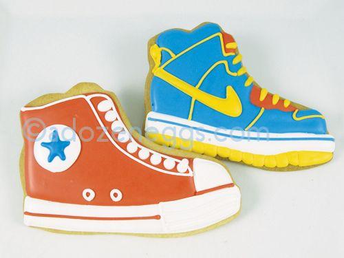 5df74fd4c8d23 Sneaker Cookies