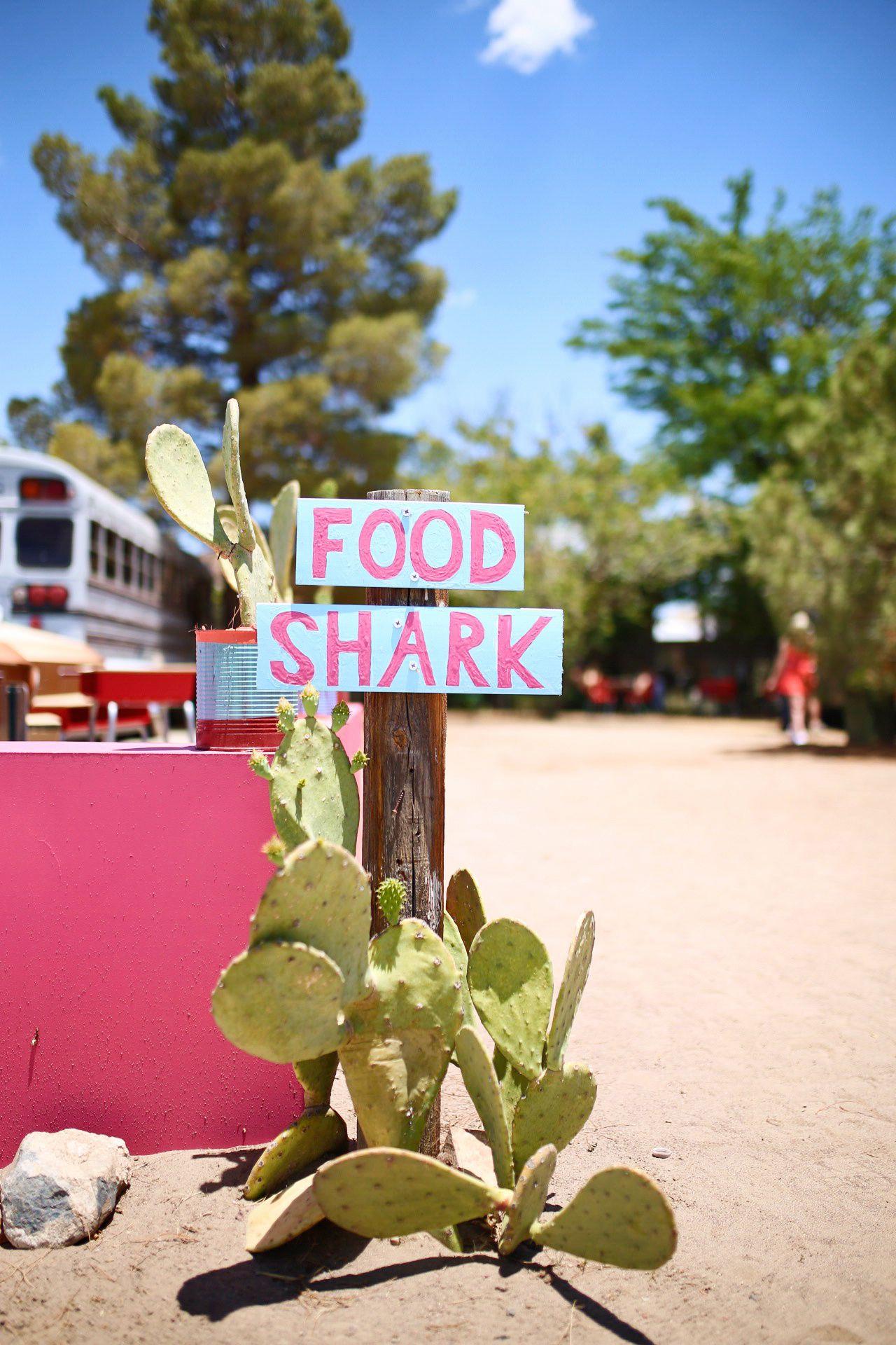 Food shark food truck in marfa texas happy hour deals