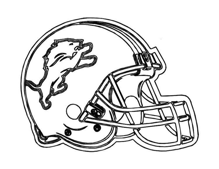 Coloring Rocks Football Coloring Pages Nfl Football Helmets Football Helmets