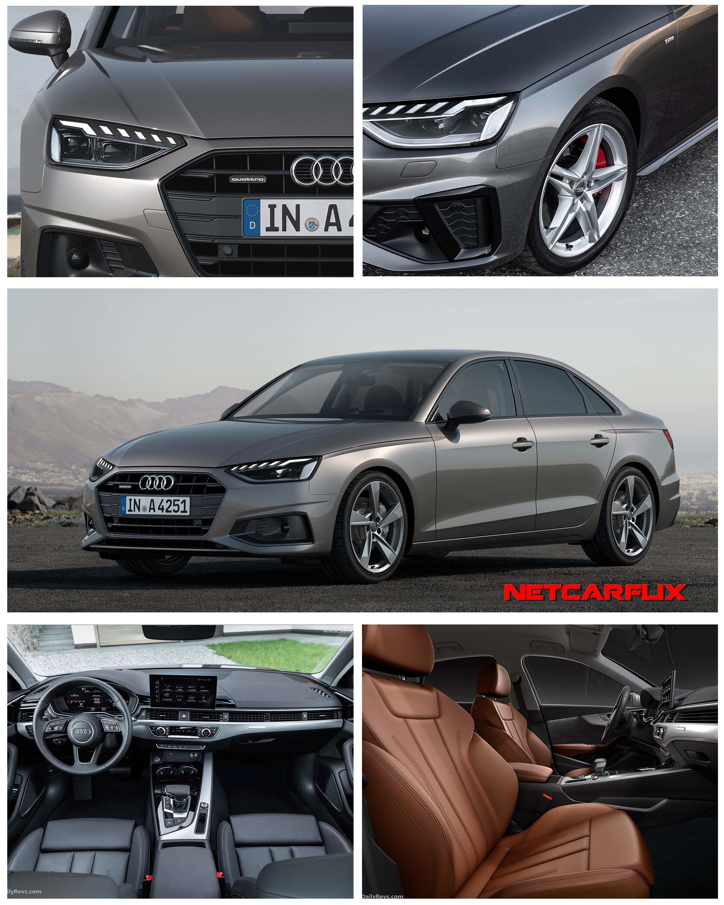 2020 Audi A4 Pictures, Images, Photos & Wallpapers (With