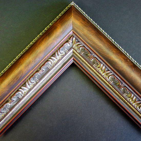 renaissance flair picture frame | Frames | Pinterest | Picture frame ...