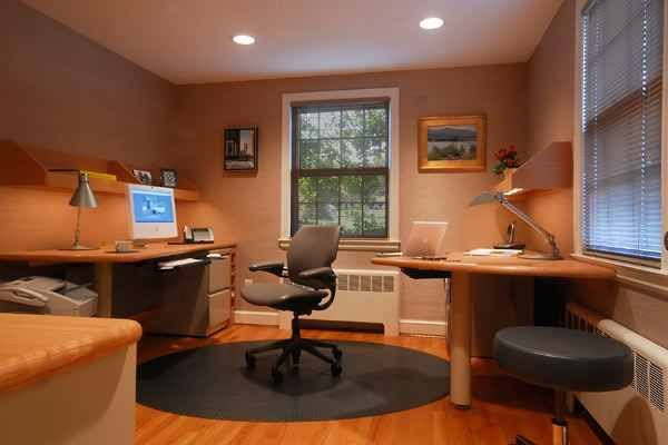 Small Home Office Decorating Ideas Having Only A Small Space To Work With Has Its Disadvantages