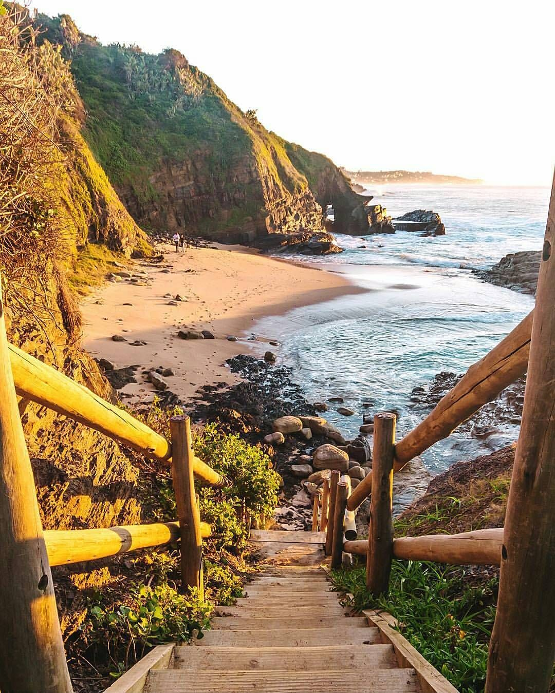 Thompson Travel Uk: The Hidden Gem That Is Thompson's Bay In Ballito. Photo By