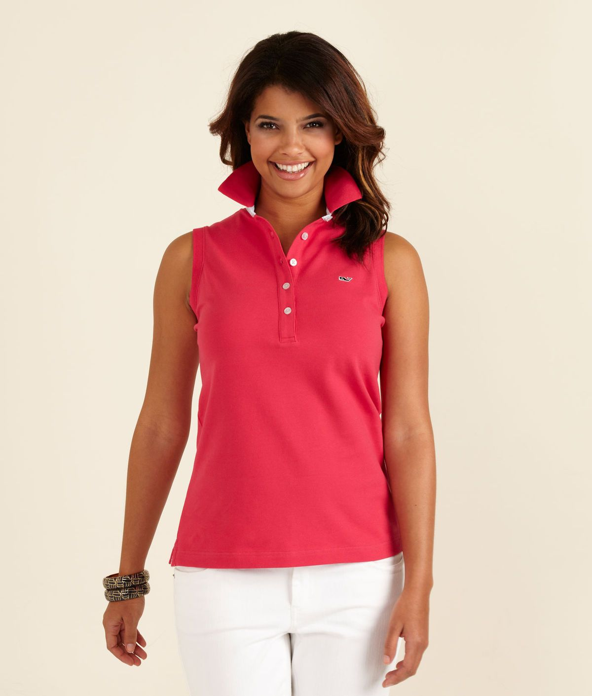 069748653fd3e5 Shoreline Sleeveless Vineyard Vines Polo