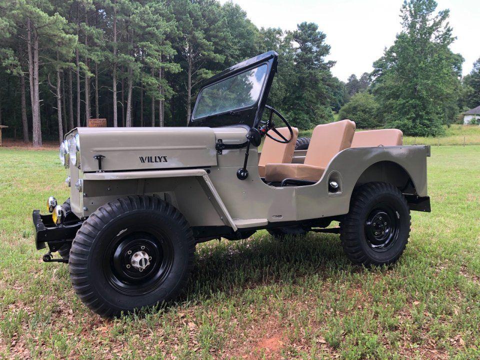Stephen Johnson Kaiser Willys Jeep Blog In 2020 Willys Jeep