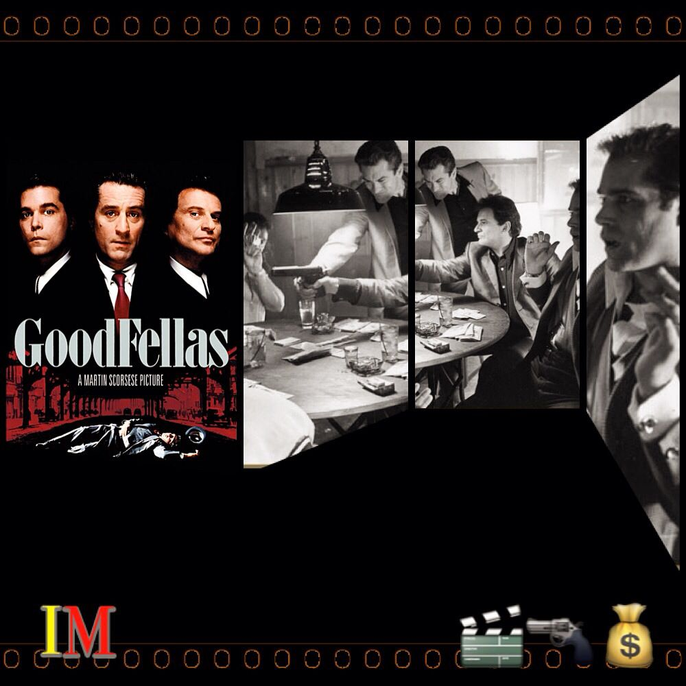 Adayliketoday 09 19 1990 As Far Back As I Can Remember I Ve Always Wanted To Be A Gangster American Crime Film Good Crime Film American Crime Goodfellas