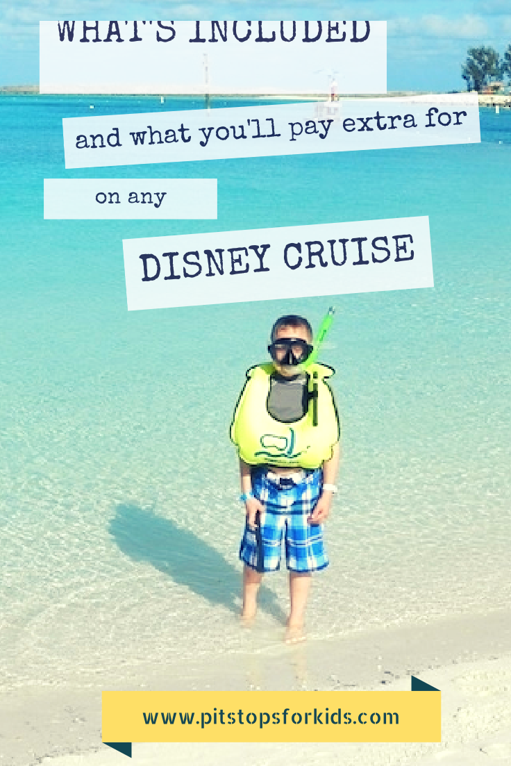 what u0027s included and what you u0027ll pay extra for onboard a disney