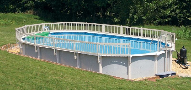10 Above Ground Pool Fence Ideas Pool Cleaning Hq Above Ground Pool Cost Above Ground Pool Fence Pool Cost
