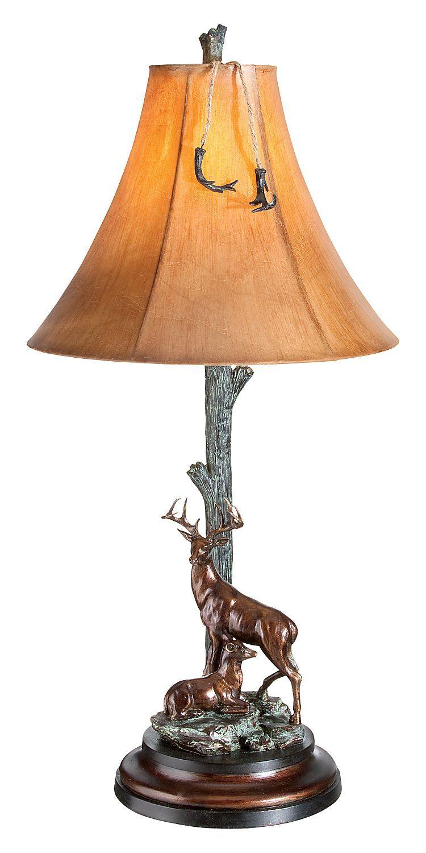 Deer Lamp Bass Pro Shops Just Men Bass Pro Shop