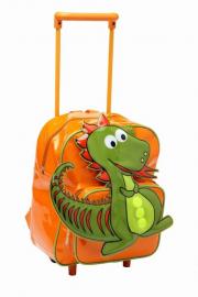 Dino on holiday