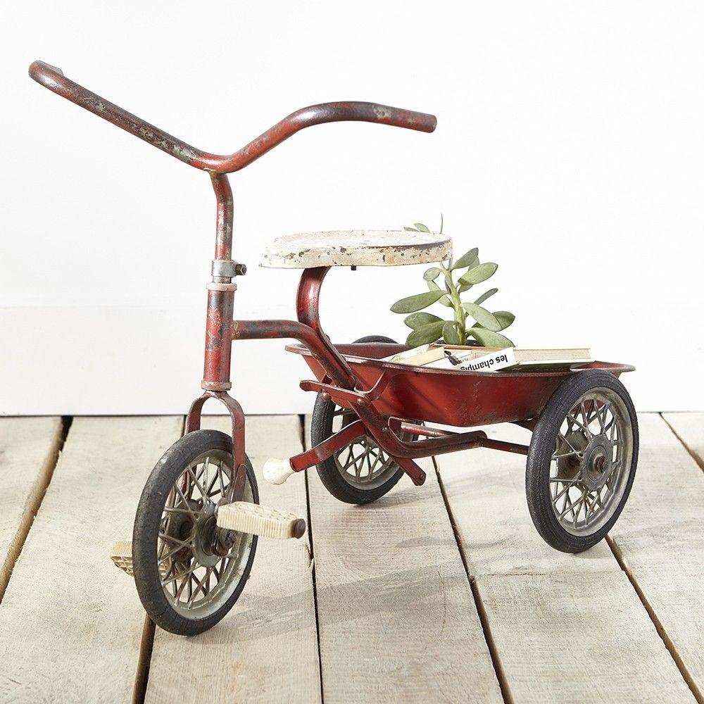 tricycle mg morellet et guerineau ann es 60 collection jouet ancien escalier d coration. Black Bedroom Furniture Sets. Home Design Ideas