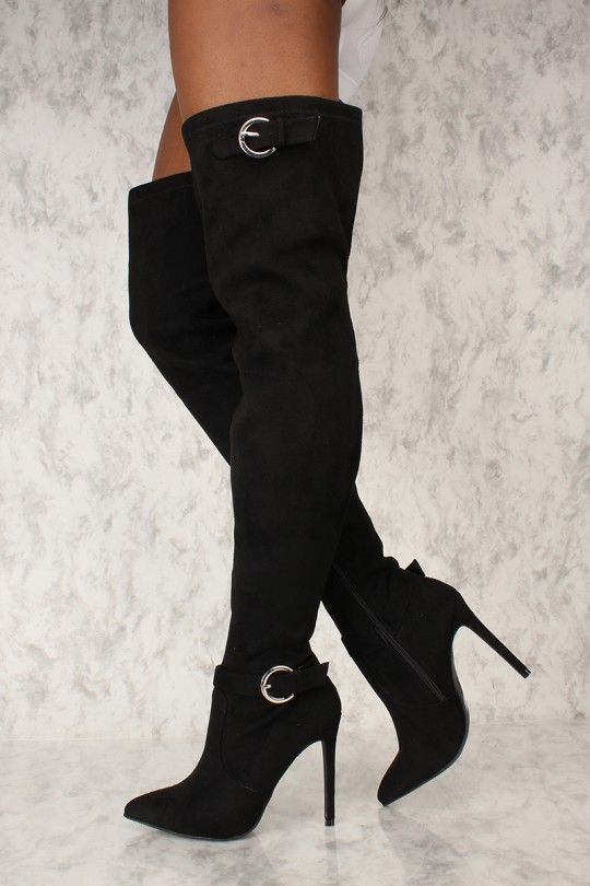 de6deccff690 These boots are the perfect go to with a cute outfit for a night out with
