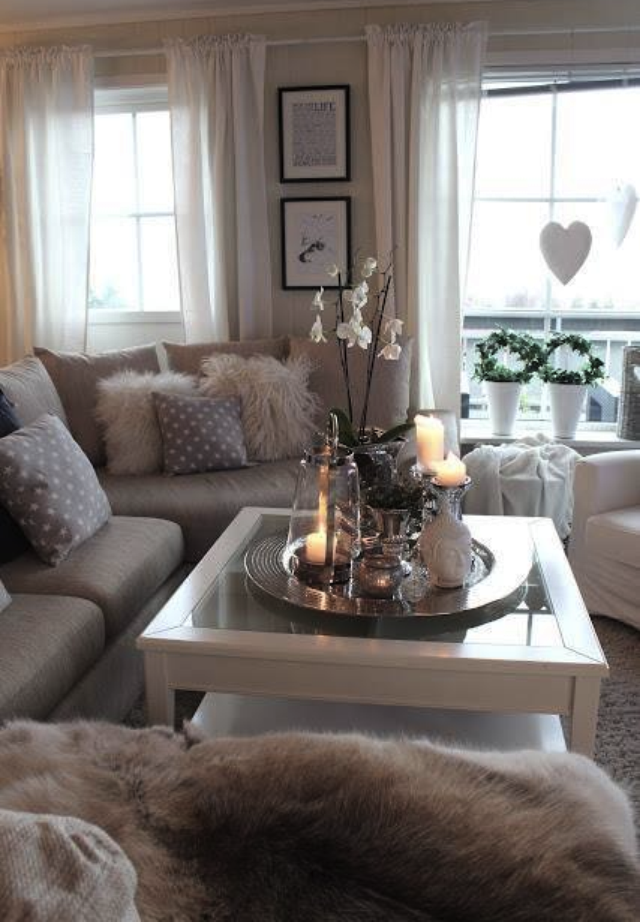 Decorate Your Home Rustic Chic Living Room Decor Romantic Living Room Chic Living Room Decor