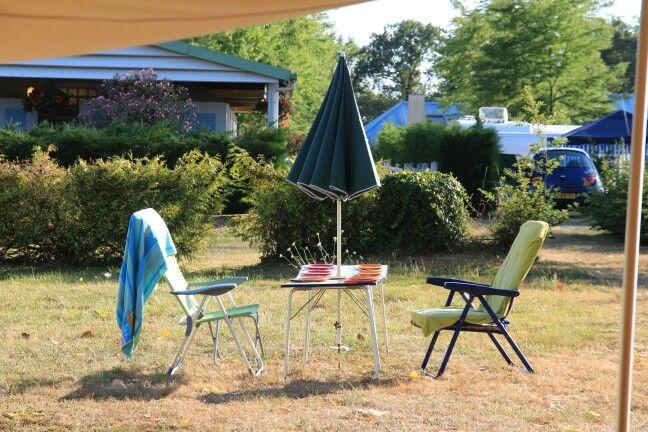 Camping St Catherine de Fierbois 2015