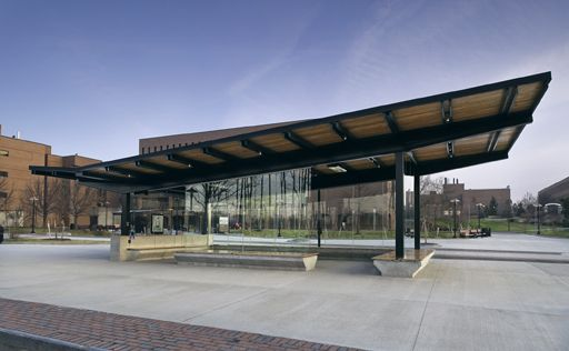 Architects rochester ny bus stop p bs pinterest for Rochester ny architects