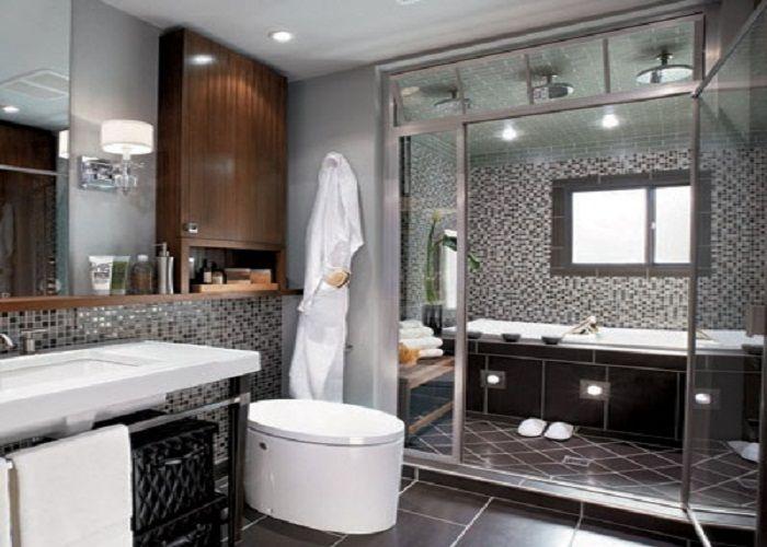 Candice Olson Bathroom Design Luxury Bathroom Design With Glass Doorcandice Olson  Home