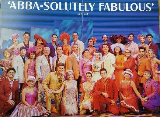 Mamma Mia (London). Imperdible