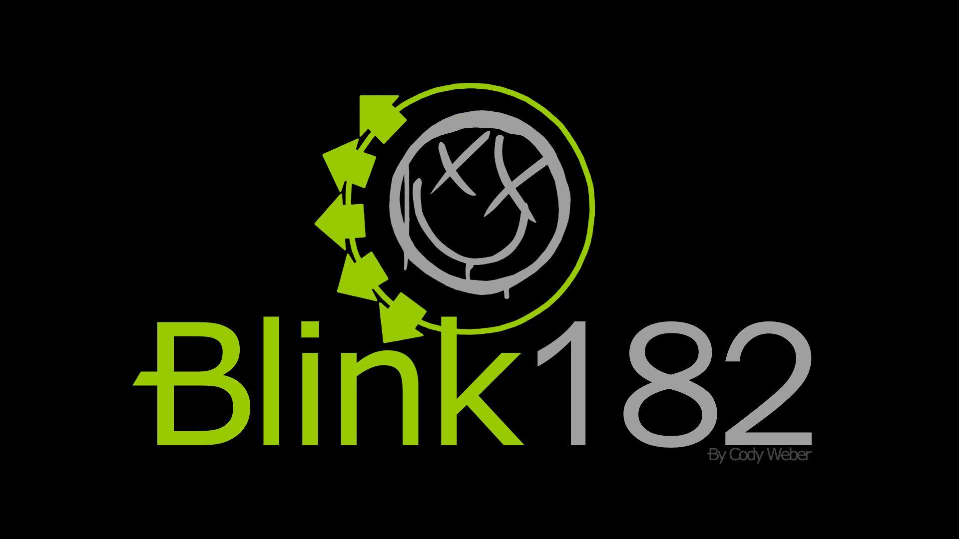 Blink 182 Logo Wallpaper Download HD Wallpapers Widescreen