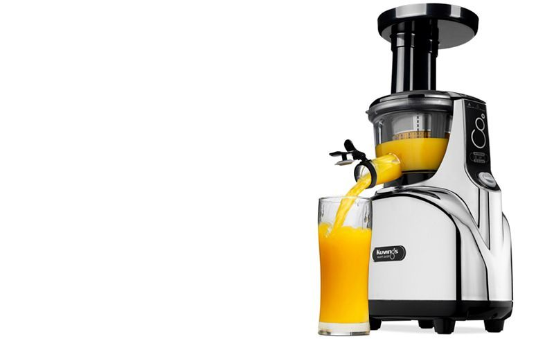 950SC Slow Juicer | Small juicer, Juicer reviews, Healthy