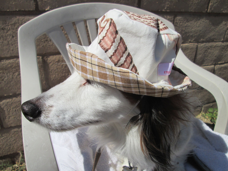 Dog Bucket Hat Pet Beach Hat Beach Hat Dog Sun Hat American Girl Doll Hat Doll Hat Doll Accessories Beach Hat Sun Dogs Pets