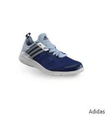 Adidas Niya Cloudfoam Sneakers Blue Sneakers Sneakers Blue Adidas Sneakers