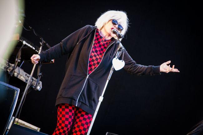 Blondie Esbjerg Rock Festival,Denmark 140614