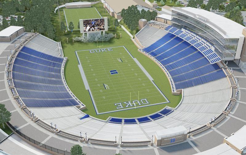 Wallace Wade Stadium Closing Dec 1 Stadium Architecture Stadium Sports Stadium