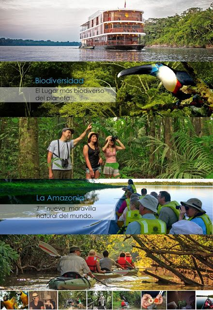 Ecuador Travel - Viaje Crucero por el Amazonas