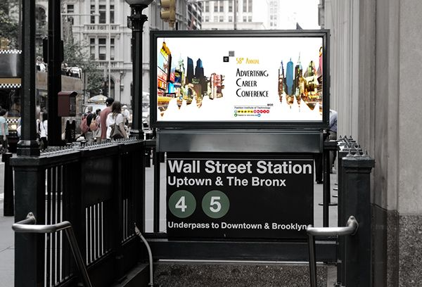 New York Ad Mockup Google Search