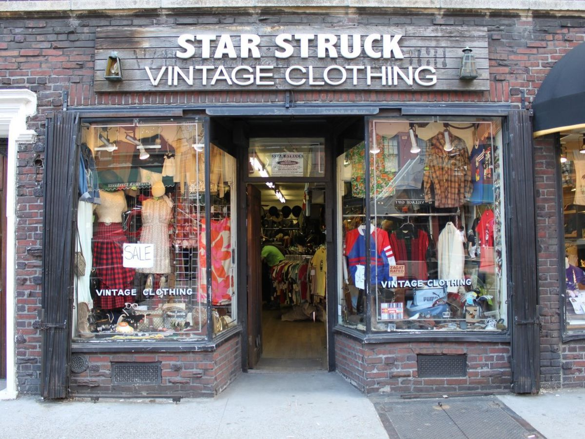 New York City S 38 Best Vintage Stores Autumn In New York Nyc Shopping Vintage Store