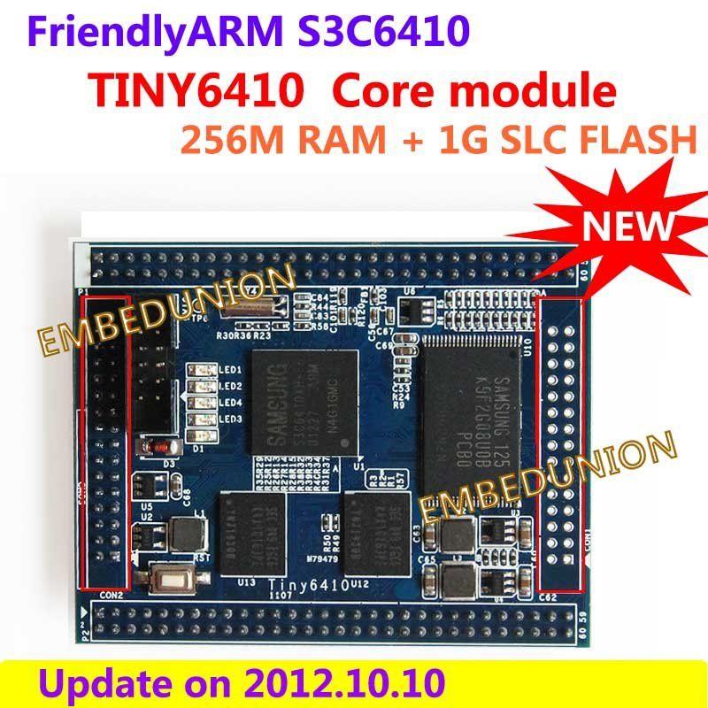 FriendlyARM S3C6410 ARM11 Core Module Stamp,TINY6410, 256M