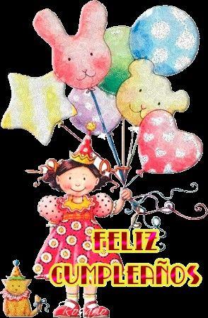 ¡ Feliz cumpleaños¡