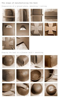 Image Result For Slab Pottery Templates Pottery