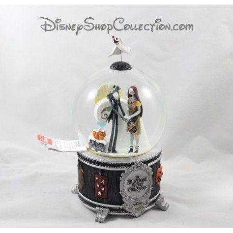 Disneyland Paris Jack the Nightmare Before Christmas Boule de neige