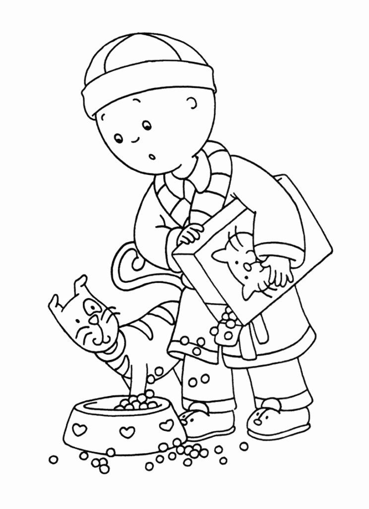 Best Coloring Books Inspirational Free Printable Caillou Coloring Pages For Kids Cartoon Coloring Pages Kids Coloring Books Elmo Coloring Pages