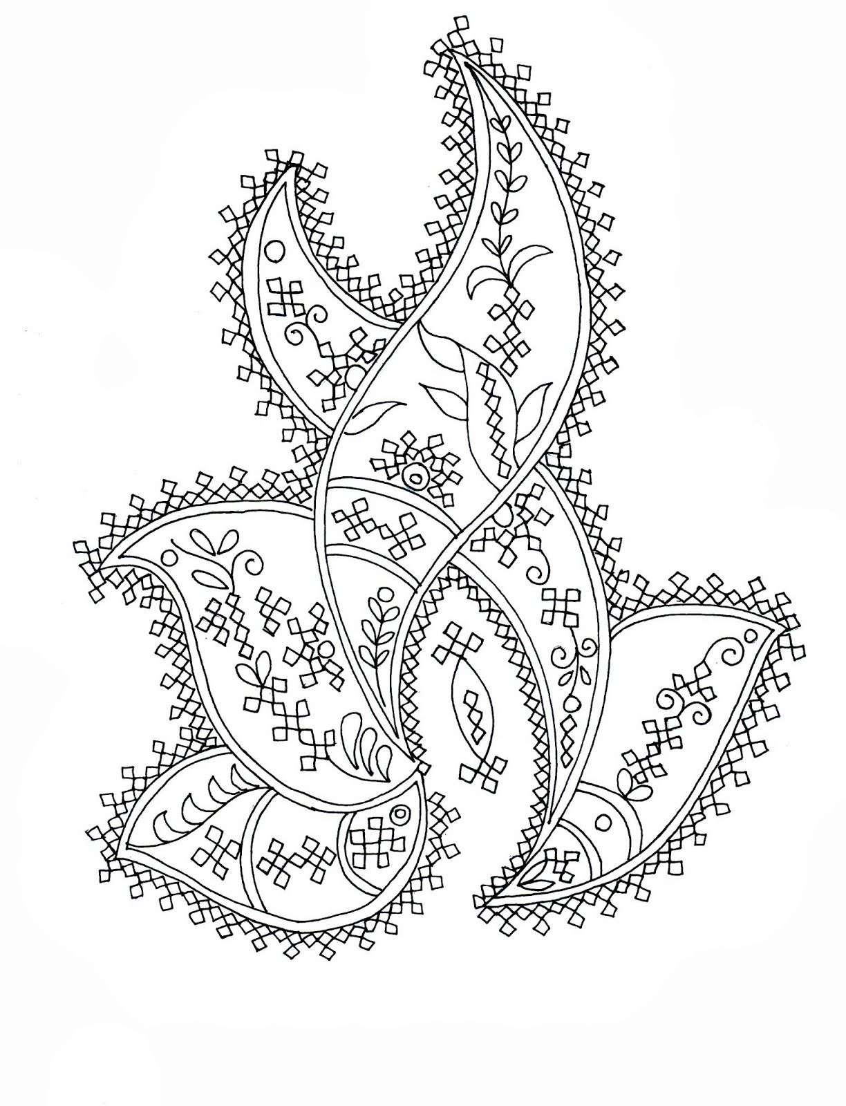 Pattern embroidery patterns pinterest patterns embroidery pattern bankloansurffo Gallery