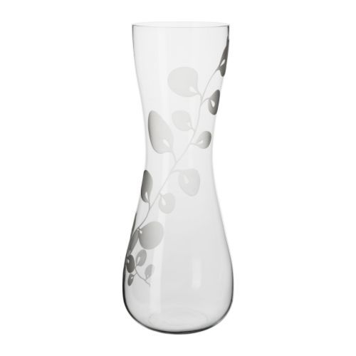 Gl Etched Vase Could Probably Be Done As A Diy For Much Less