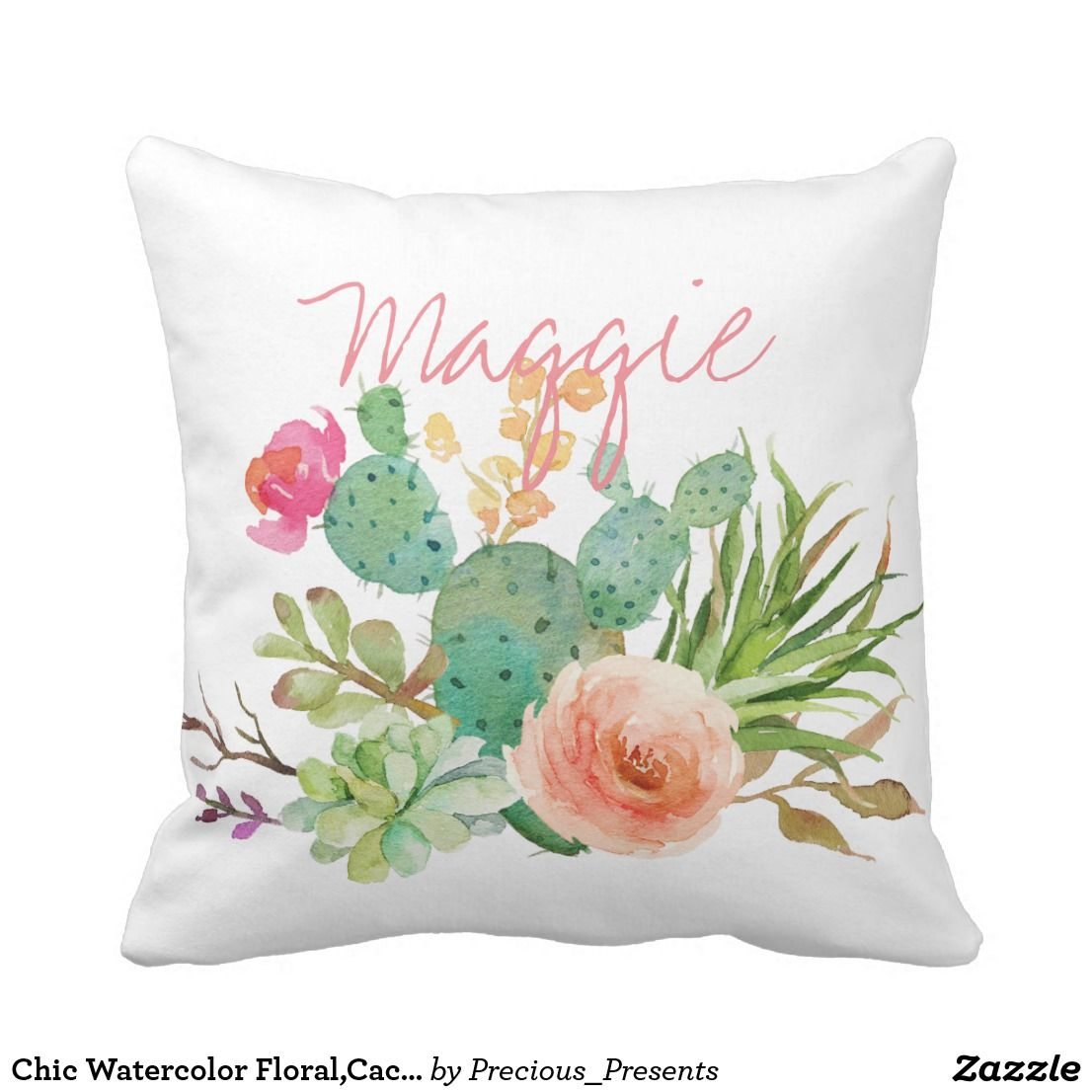 pillow featured at photo pillows embroidered bunny pink personalized baby