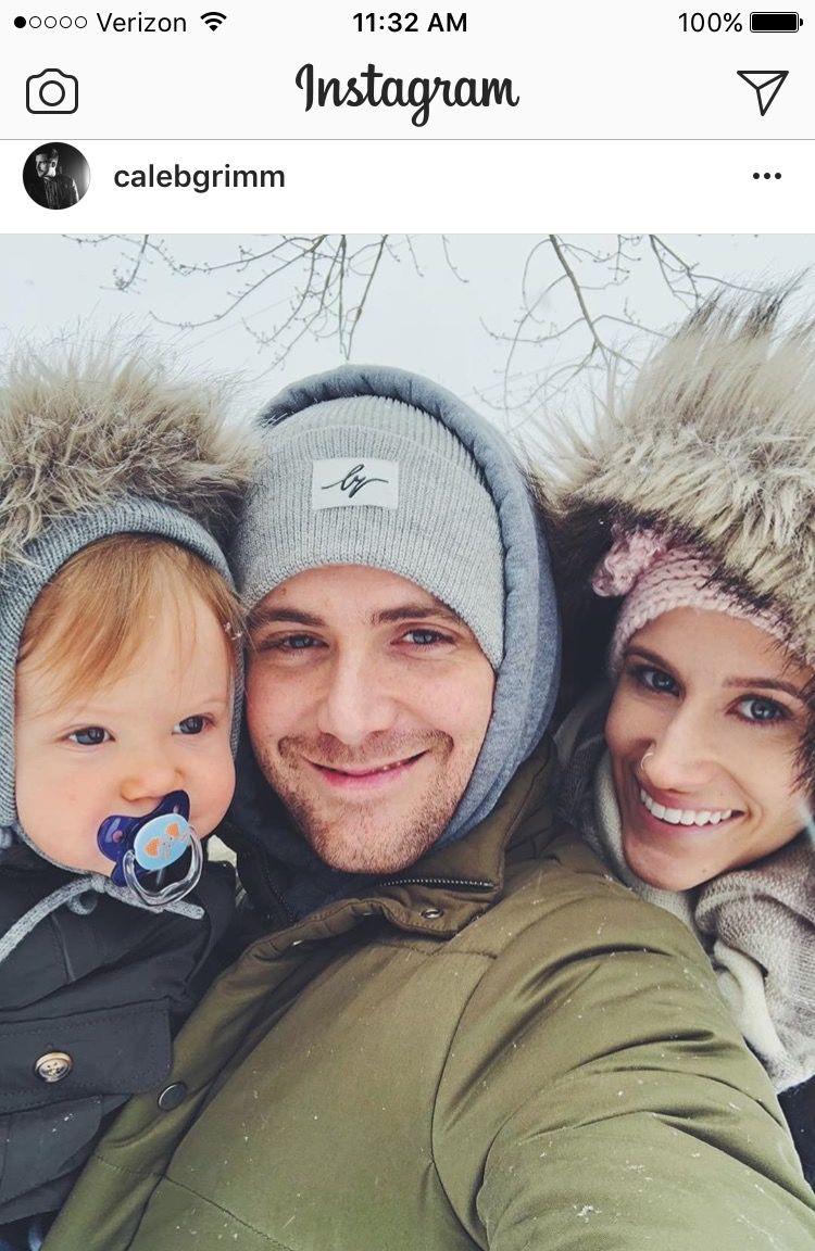 The Grimm Family Emmett Caleb Kelsey Grimm Anthem Lights