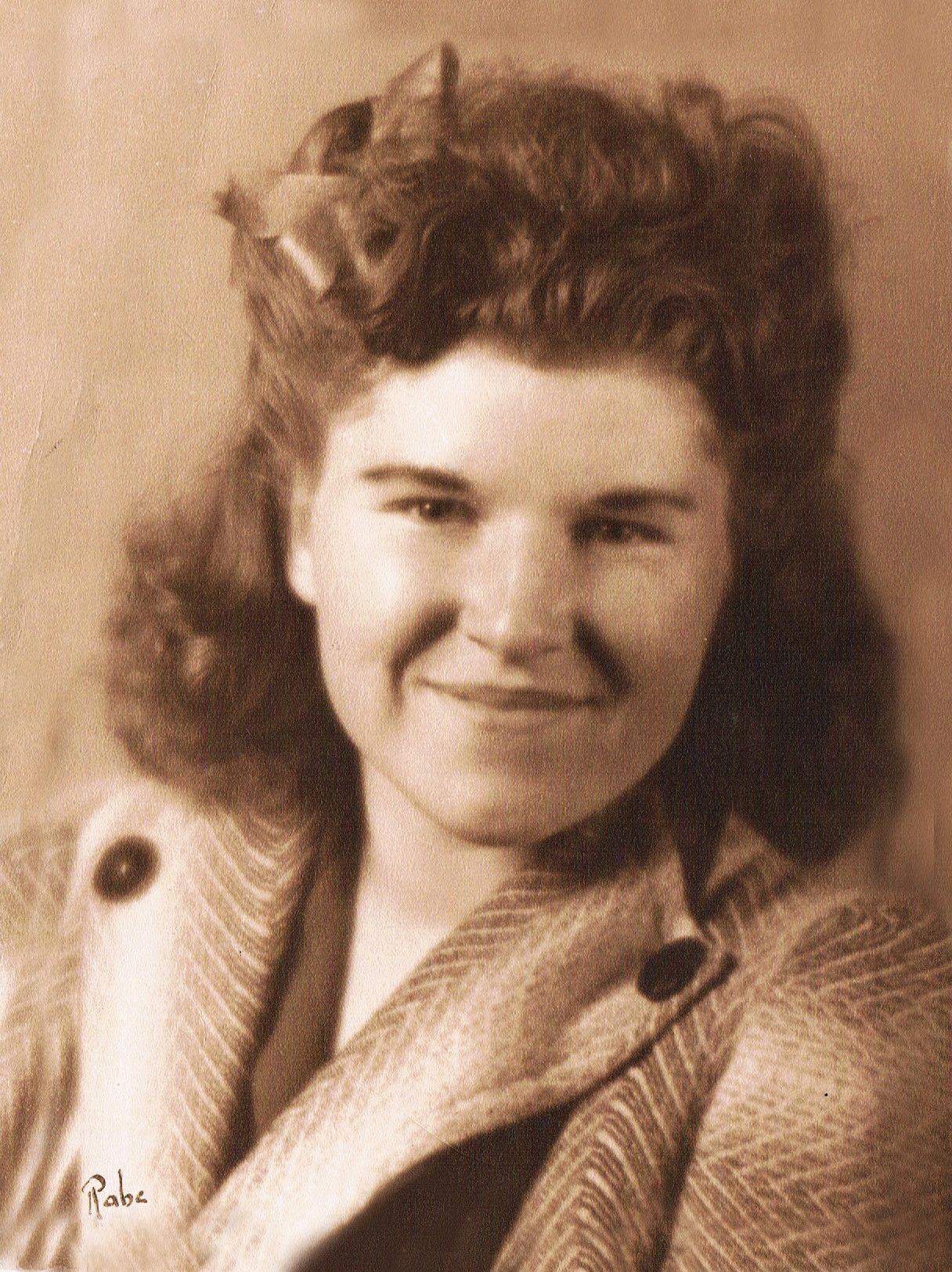 Margie Fay Lewis, age 18 | Genealogy I Am Doing It      | Genealogy