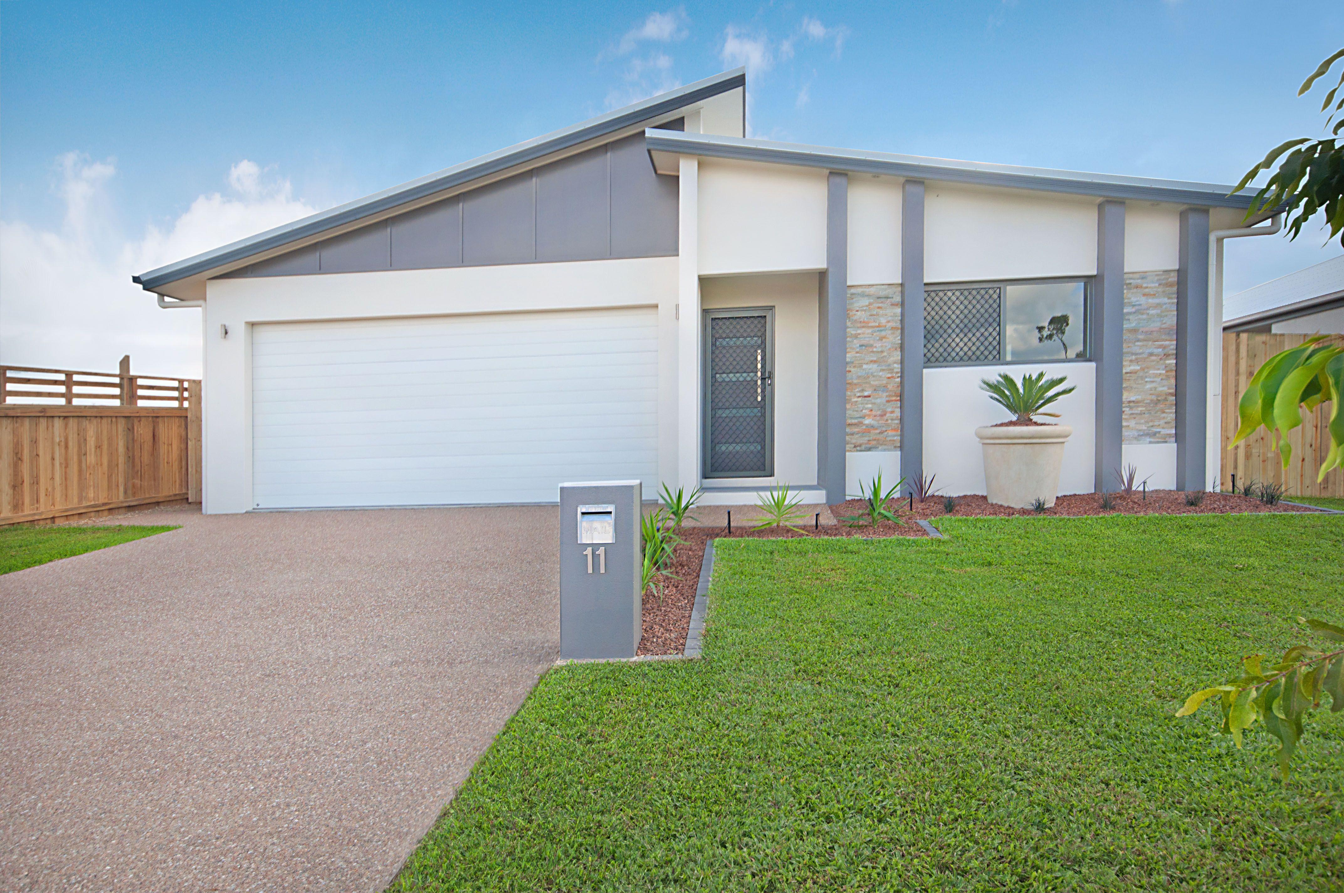 Home Built By Martin Locke Homes Townsville S Award Winning  # Pose Tele En Fer Forge