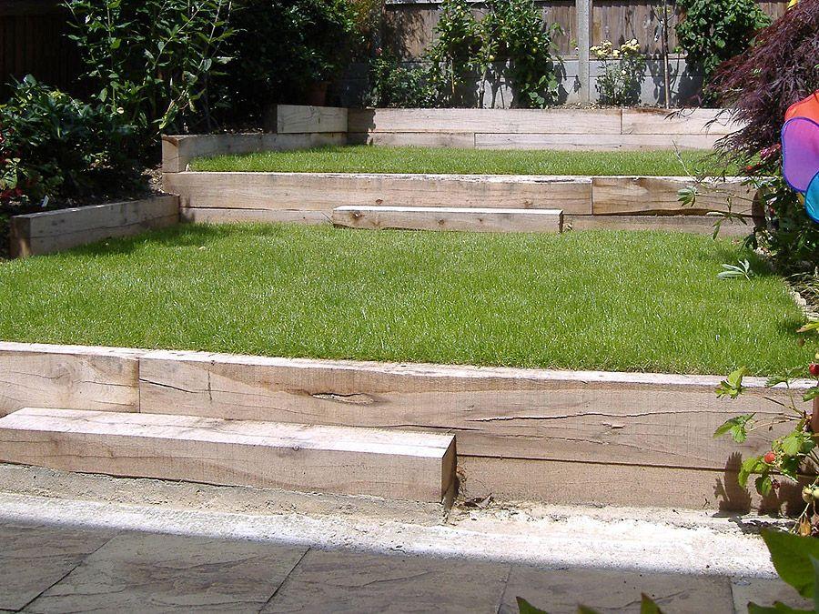 Multi-Level Backyard Designs : Multi level garden ideas  DIY shit  Pinterest