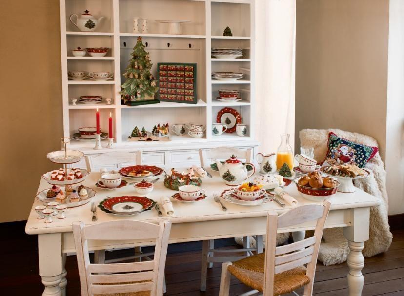 Boże Narodzenie 20 Pomysłów Jak Udekorować Stół Na święta
