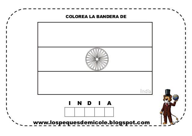 Fichas proyecto la vuelta al mundo | Proyecto India | Pinterest | La ...