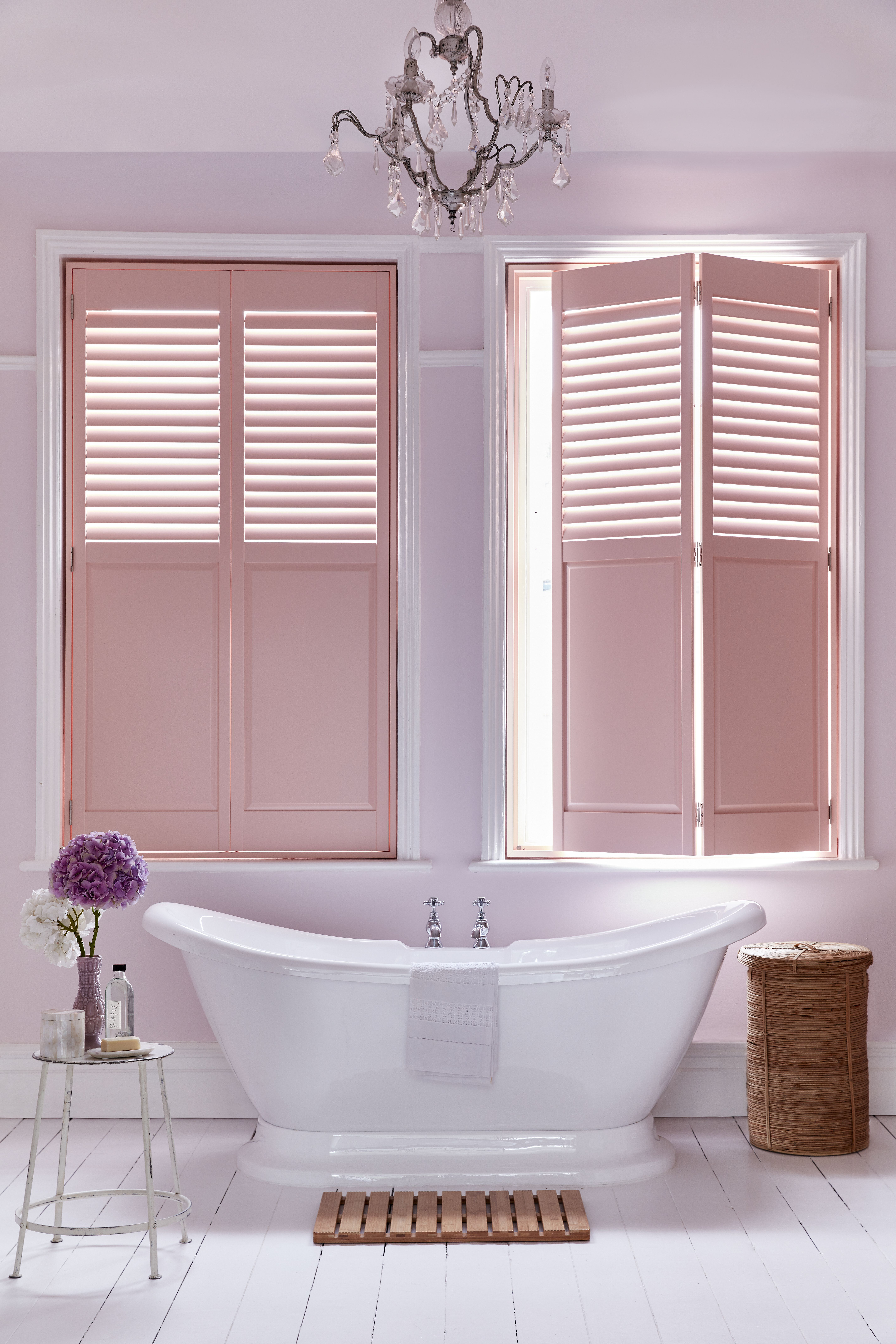 blinds for bathrooms. Shutters Are Fast Becoming A Great Alternative To Blinds And Curtains They Work Particularly Well In Bathrooms As Offer Privacy Light For